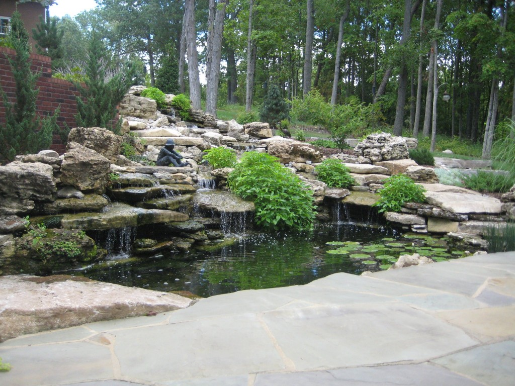 Hardscaping and landscaping services crane offers in for Landscape installation