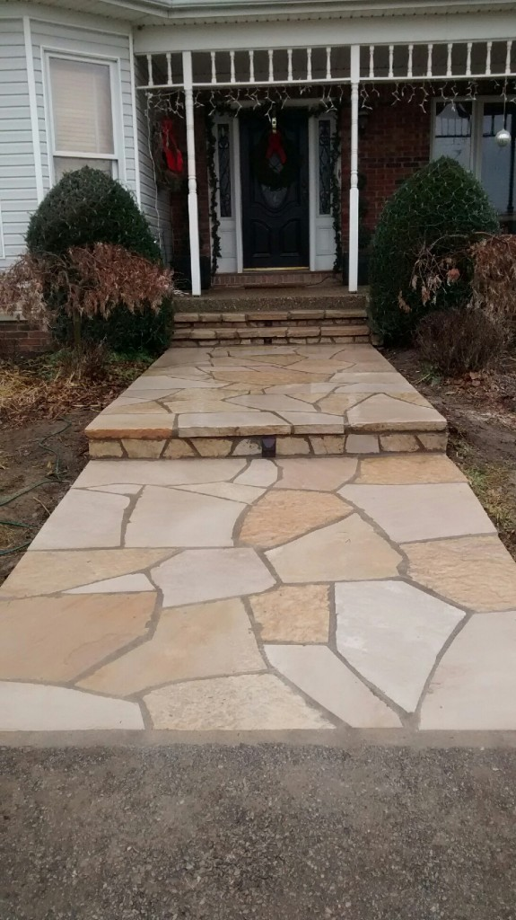 Hardscaping and landscaping services crane offers in for Landscaping rock louisville ky